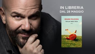 Solo per vederti felice: il 28 maggio esce il libro del nostro Ross!