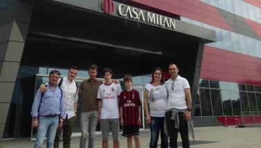 105 Milan Giornata Rossonera