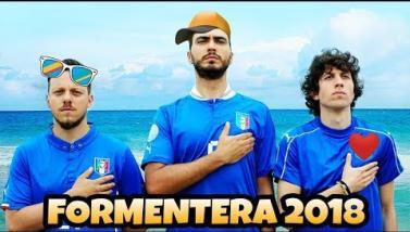 """Gli Autogol presentano """"Formentera 2018"""", l'Inno dei Non Mondiali"""