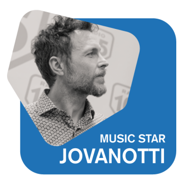 Radio 105 music star: Jovanotti