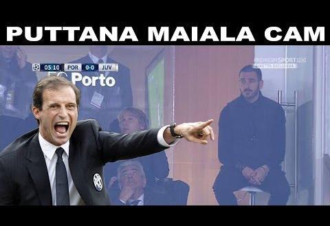 Champions League, la sintesi di Porto-Juventus degli Autogol