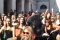 "Francesco Gabbani: flash mob al ritmo di ""Occidentali's Karma"" nella sua Carrara"