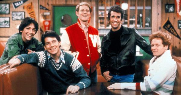 Happy Days: 42 anni fa andava in onda il primo episodio