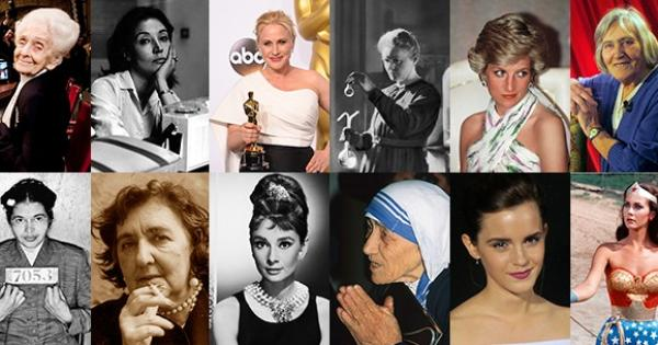 8 marzo: le donne che hanno cambiato la storia del mondo.