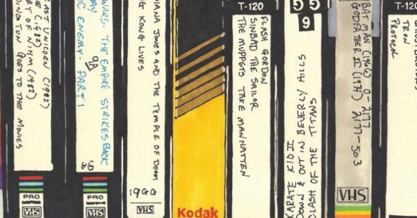 Le vecchie VHS potrebbero valere milioni