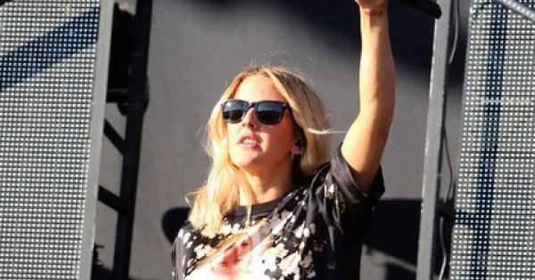 "Ellie Goulding: ""Dougie Poynter è una persona speciale"""
