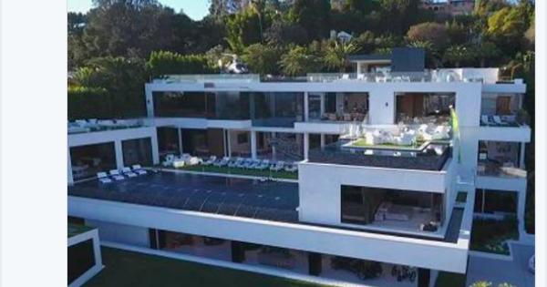 A los angeles la villa pi cara del mondo in vendita a for Case in stile ranch da milioni di dollari