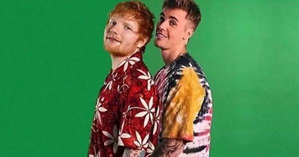 """Ed Sheeran e Justin Bieber: è arrivato il nuovo singolo """"I don't care"""""""