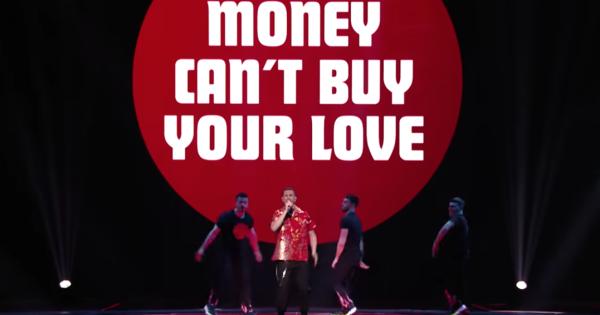 Ecco il video dell'esibizione di Mahmood alla semifinale dell'Eurovision Song Contest