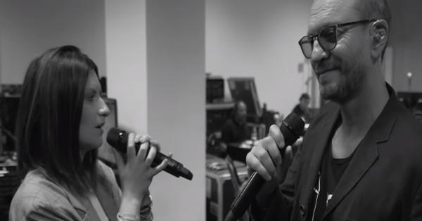 Laura Pausini e Biagio Antonacci: guarda in esclusiva le prove del tour