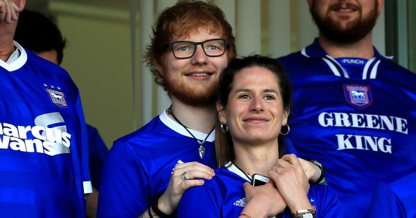 Ed Sheeran diventerà papà
