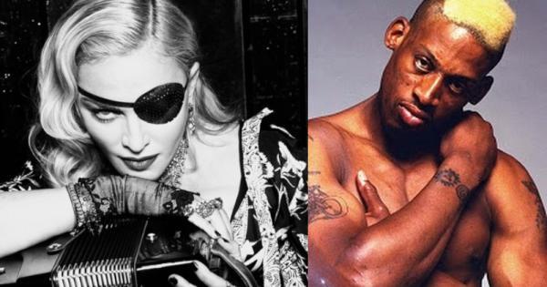 """Dennis Rodman: """"Madonna mi offrì 20 mln di dollari per metterla incinta"""""""