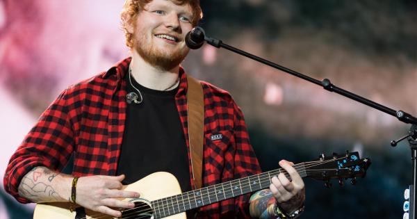Ed Sheeran Aktueller Song