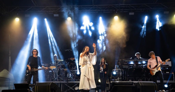 Elisa, il concerto di Udine è stato rinviato a causa del maltempo