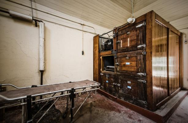 L'ospedale psichiatrico Willard (Willard, New York)