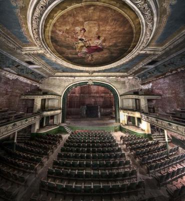 L'auditorium Orpheum (New Bedford, Massachusetts)