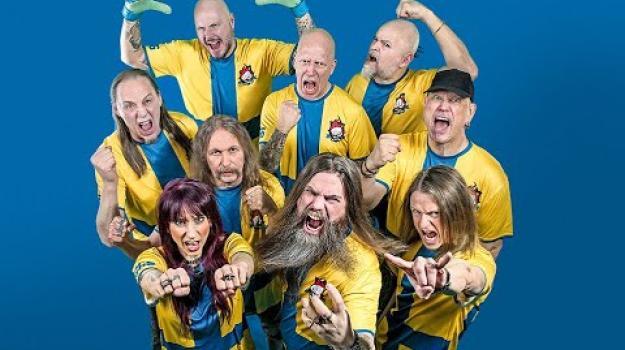 Un gruppo di musicisti metal hanno scritto un nuovo inno per la nazionale di calcio Svedese! Ascoltalo qui