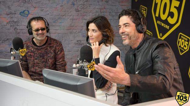 Le foto di Alessandro Gassmann, Anna Foglietta e Rocco Papaleo a 105 Friends