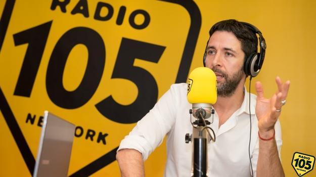 Pablo Trincia torna a parlare di bullismo a 105 Mi Casa