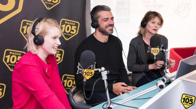 Luca Argentero, Barbora Bobulova e Caterina Shulha a 105 Friends: le foto