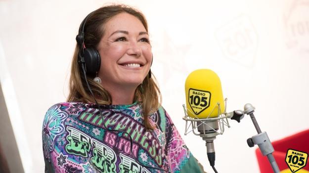Tessa Gelisio a 105 Friends: le foto dell'intervista