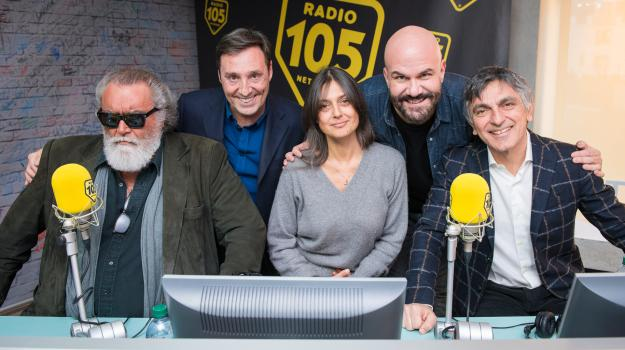 "Il cast del film ""Compromessi sposi"", le foto dell'intervista a 105 Friends"