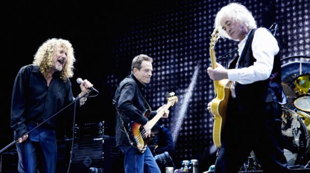 I Led Zeppelin trasmetteranno lo storico Celebration Day per i fan in quarantena. Ecco quando