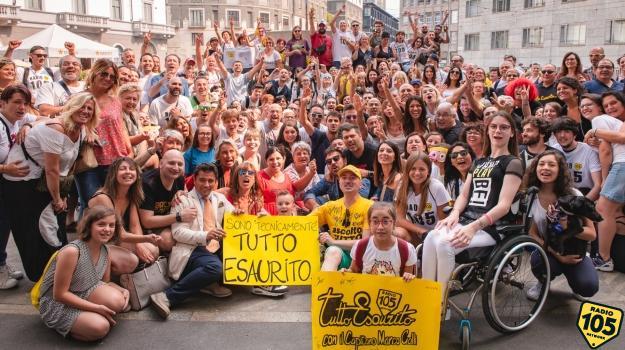 Tutto Esaurito: guarda le foto più belle del Raduno 2019!