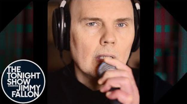 Gli Smashing Pumpking si sono esibiti in diretta da Jimmy Fallon con sil singolo Cyr. Guarda il video