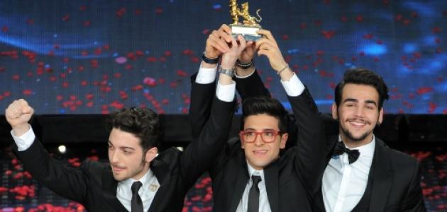 Sanremo 2015, vince Il Volo!