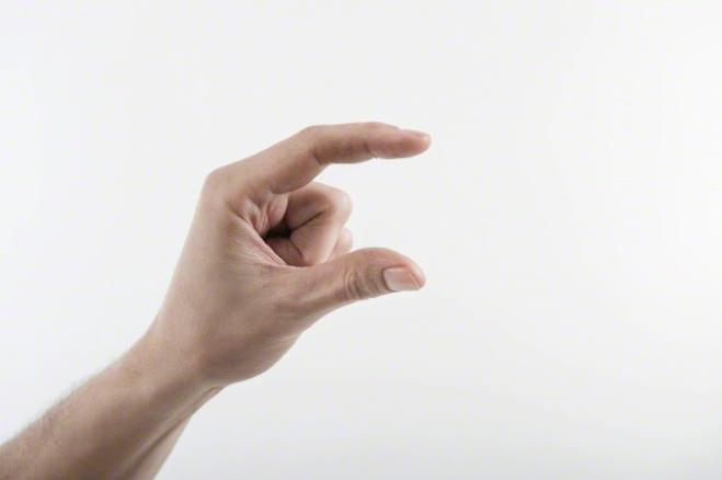 dimensioni di un pene in erezione