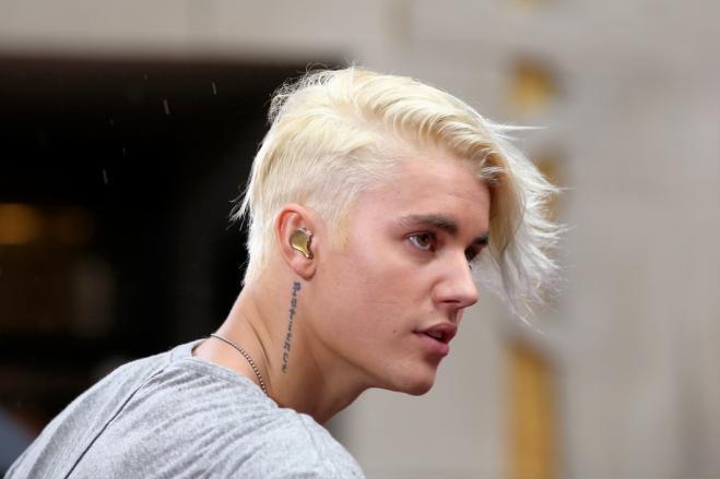 Justin bieber nuovo taglio di capelli