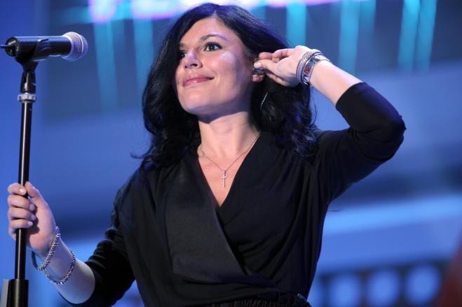 Da Sanremo ai live, il ritorno della palermitana Giusy Ferreri