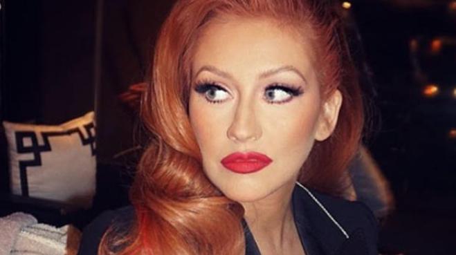 Christina Aguilera Sempre Più Come Jessica Rabbit Radio 105