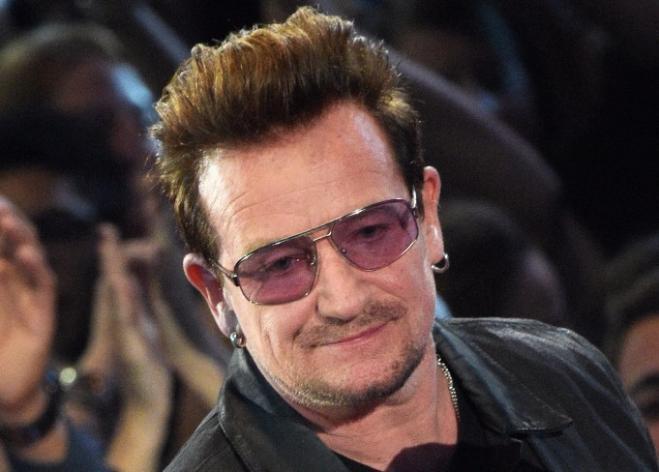 Glamour elegge Bono Vox 'donna dell'anno'