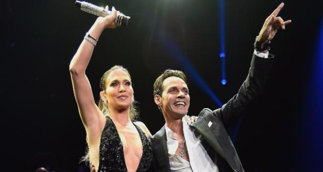 Jennifer Lopez torna da Marc Anthony dopo la separazione dal toy-boy