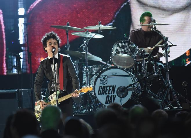 I Green Day tornano in Italia