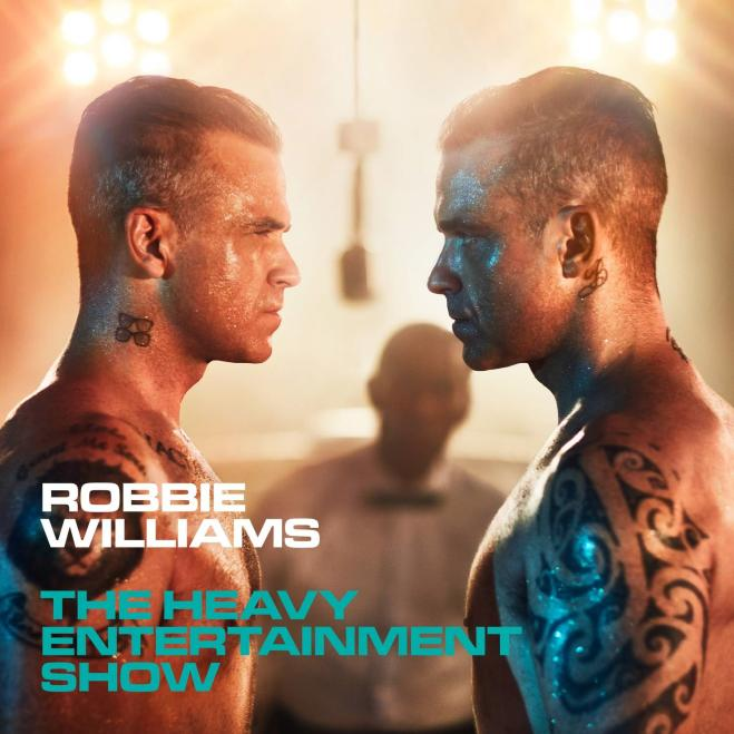 Robbie Williams lancia