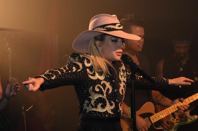 Lady Gaga si prepara per il Super Bowl