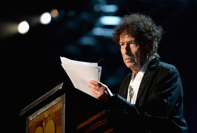 Bob Dylan, suo silenzio è