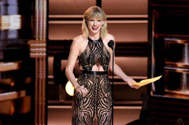 Taylor Swift è la cantante più pagata del 2016
