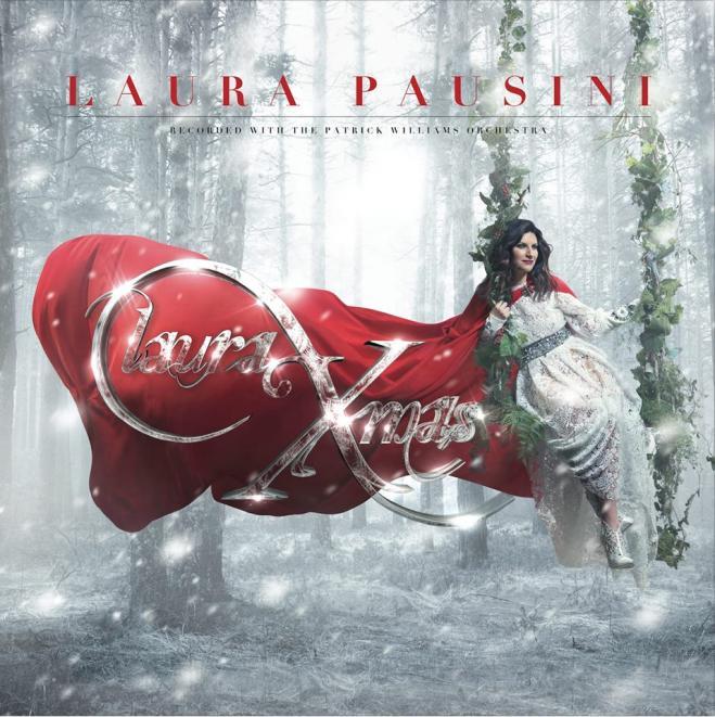 Laura Pausini: in uscita il suo nuovo disco natalizio Laura Xmas