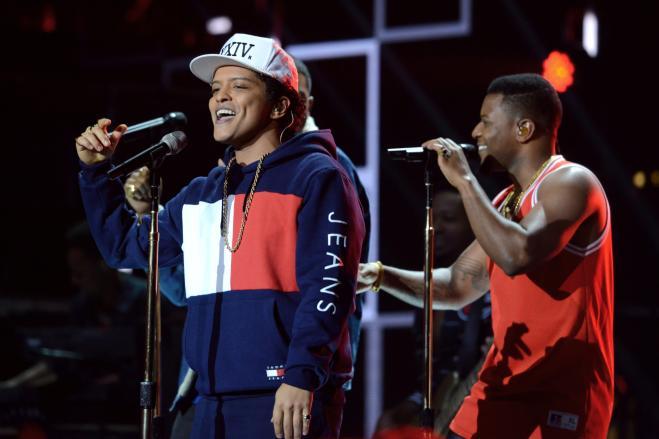 Bruno Mars sbarca in Italia a giugno