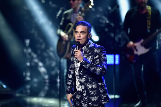 Robbie Williams si scusa con Mel B