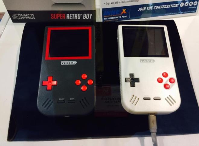 Super Retro Boy ci farà rigiocare coi giochi del Game Boy