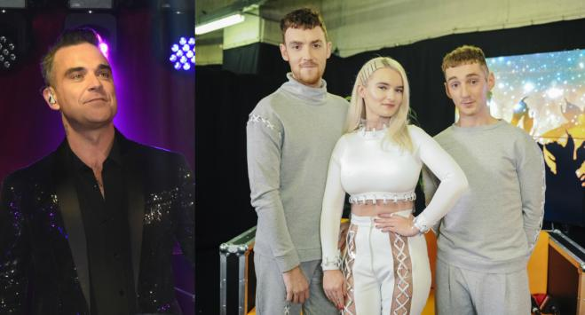 Festival di Sanremo 2017 Ospiti: Robbie Williams e i Clean Bandit