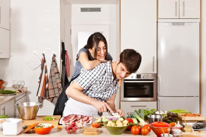San valentino cucinare insieme per risvegliare la for Per cucinare 94