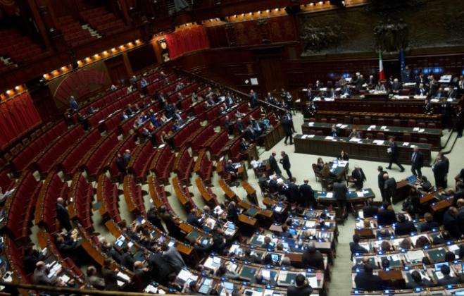 Il parlamentare pi assente anche quello che guadagna di for Votazioni parlamento