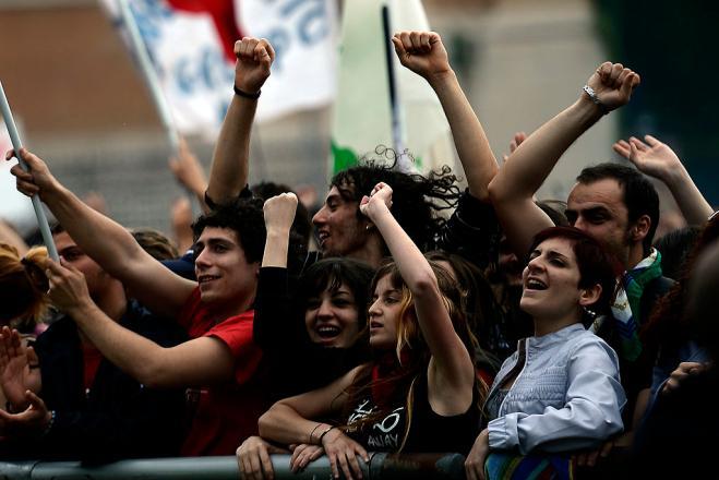 Dignità, memoria e radici nel corteo del Primo maggio a Reggio Emilia
