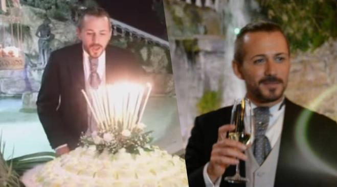 Napoli: si innamora di se stesso e si sposa da solo